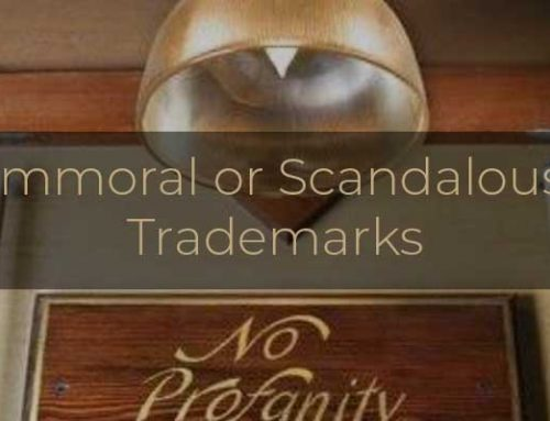 Immoral or Scandalous Trademarks