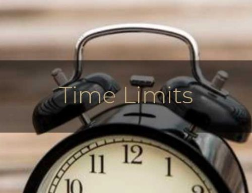 Time Limits for filing Inter Partes Patent Review Requests